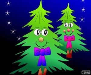 Χριστουγεννιάτικο δέντρο στολισμένο